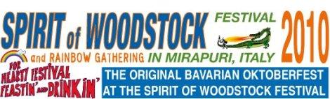 Spirit of Woodstock Festival 2010 Logo