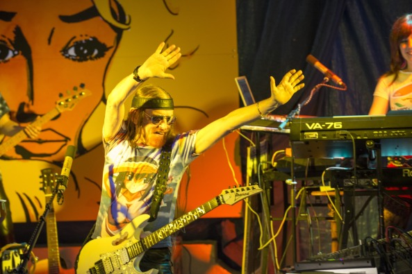 Spirit of Woodstock Festival 2012 - Michel Montecrossa