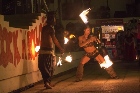 Al-Kimiya - Fire Dance Show at the Spirit of Woodstock Festival