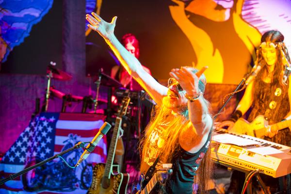 Michel Montecrossa - Spirit of Woodstock Festival In Mirapuri